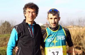 Enrico Vedilei e Andrea Carratta