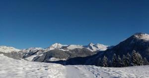 Blum innevato - voglia di sassi e neve