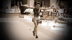 Francesca Salzo: Sportiva di altro genere