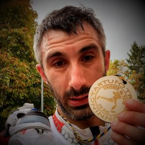 Tartufo Trail 2016 Finisher
