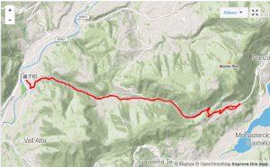 Valle Rossa - Collinare