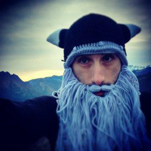 Selfie in versione Vikings Trail