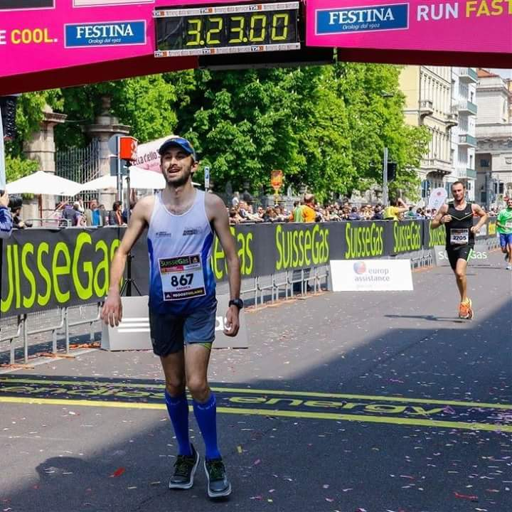 Milano Marathon 2015 - Traguardo