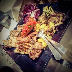 Gelato post passatore: la cena
