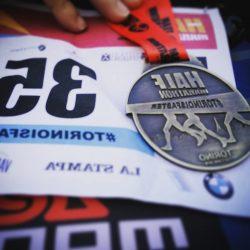 Torino Half Marathon - Medaglia