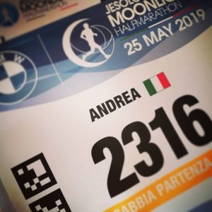 moonlight half marathon ignoranza time