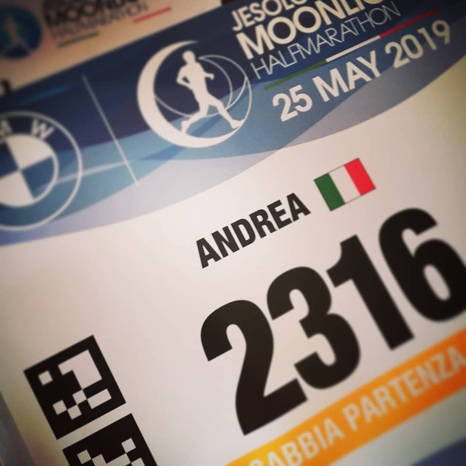 moonlight half marathon ignoranza time